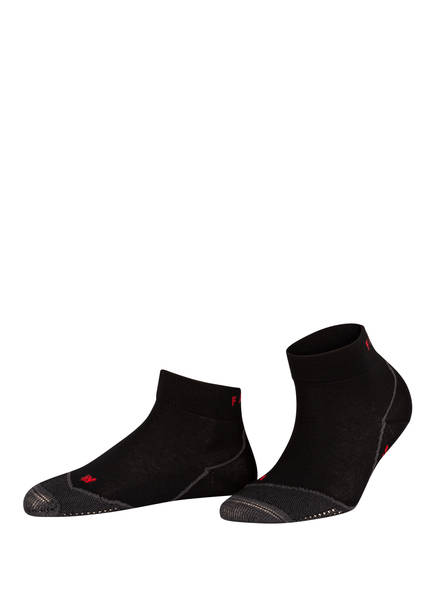 FALKE Running-Socken IMPULSE AIR , Farbe: 3000 BLACK (Bild 1)