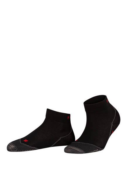 FALKE Running-Socken IMPULSE AIR , Farbe: SCHWARZ (Bild 1)