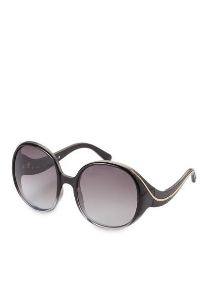 Chloé Sonnenbrille MANDY, Farbe: 002/5920 - SCHWARZ/ SCHWARZ VERLAUF (Bild 1)