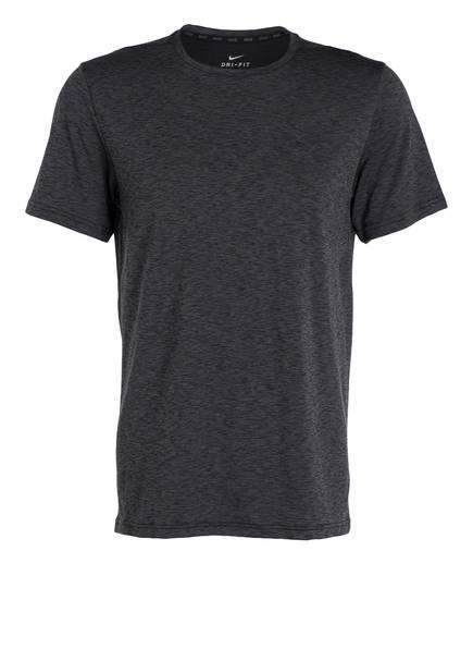 Nike T-Shirt BREATHE HYPER DRY, Farbe: SCHWARZ  (Bild 1)