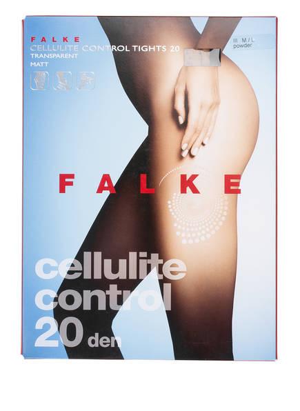 Den Cellulite 4069 20 Control Falke Powder Feinstrumpfhose XAxq581I