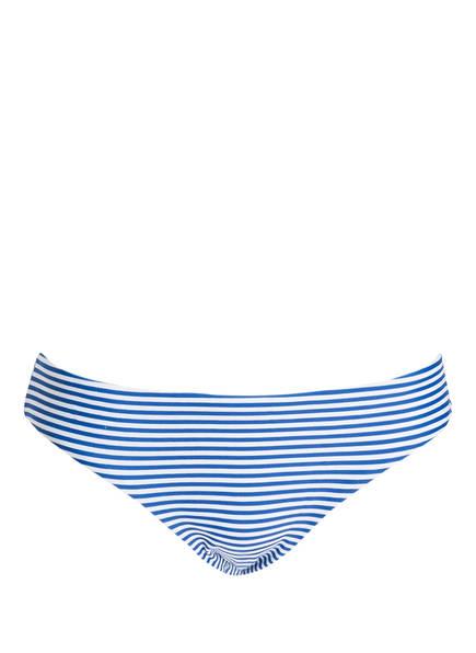 Hot Stuff Bikini-Hose, Farbe: WEISS/ BLAU GESTREIFT (Bild 1)