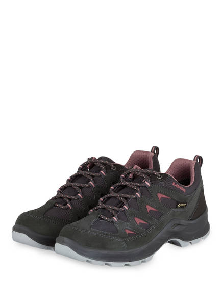 LOWA Outdoor-Schuhe LEVANTE GTX LOW, Farbe: GRAU/ ROSA (Bild 1)