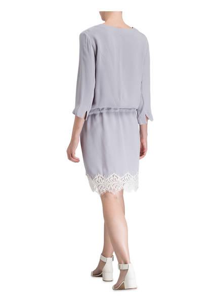 SECOND FEMALE Kleid ORIAGAMI<br>         mit Spitzensaum