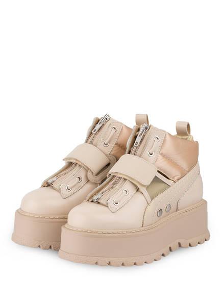 PUMA Plateau-Sneaker, Farbe: PINK (Bild 1)