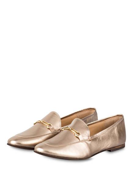 KMB Loafer, Farbe: GOLD (Bild 1)