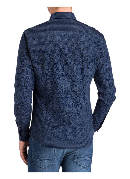 BOSS Orange Hemd EPOP Slim-Fit<br>         Minimal Print