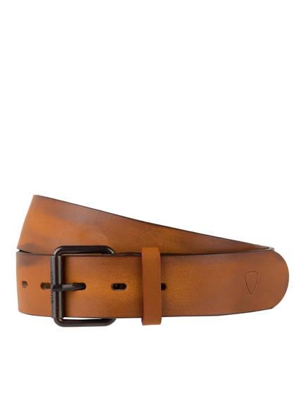 strellson Ledergürtel, Farbe: HELLBRAUN (Bild 1)