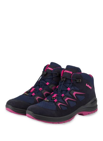 LOWA Outdoor-Schuhe INNOX EVO GTX , Farbe: NAVY/ BEERE (Bild 1)