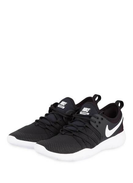 Nike Fitnessschuhe FREE TR 7 , Farbe: SCHWARZ/ WEISS  (Bild 1)