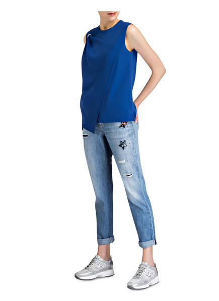 CAMBIO Jeans LILI mit  Patches