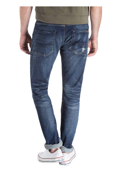 7 for all mankind Destroyed-Jeans CHAD Slim-Straight-Fit