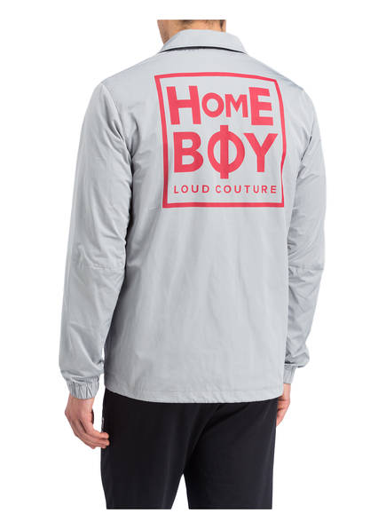 HOMEBOY loud couture Coach Jacket NEW SCHOOL