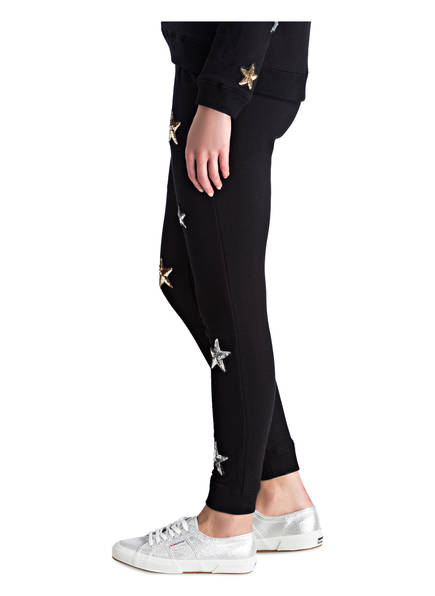 ZOE KARSSEN Sweatpants SEQUIN STARS