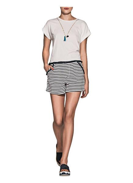 lilienfels Shorts mit Pompons