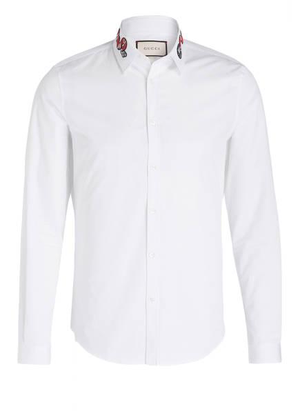 GUCCI Hemd, Farbe: WEISS (Bild 1)
