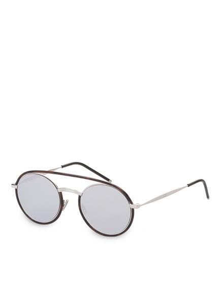 Dior Sunglasses Sonnenbrille DIORSYNTESIS01, Farbe: 45Z - HAVANA/ GRAU VERSPIEGELT (Bild 1)
