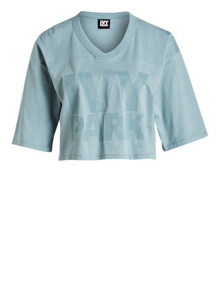 IVY PARK Cropped-Top IVY PARK, Farbe: MINT (Bild 1)