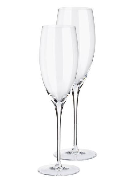 RIEDEL 2er-Set Champagnergläser SOMMELIERS, Farbe: TRANSPARENT (Bild 1)