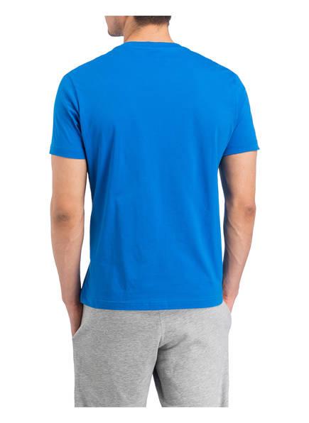 T shirt Gelb Champion Blau Weiss 6PdZfwq