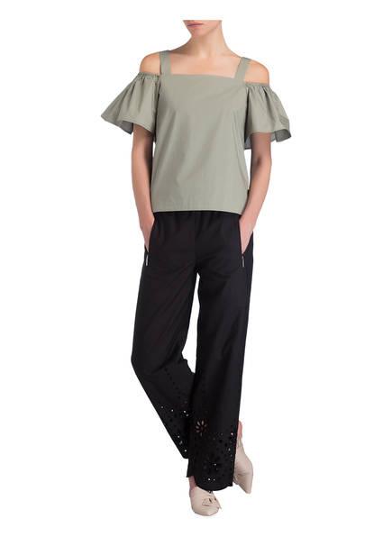 LOOKS BY WOLFGANG JOOP Off-Shoulder-Bluse