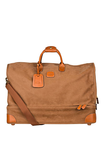 BRIC'S Reisetasche LIFE, Farbe: CAMEL (Bild 1)