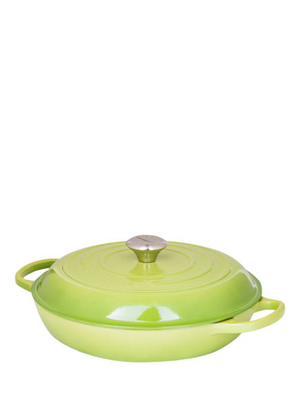 LE CREUSET Gourmet-Profitopf SIGNATURE , Farbe: PALM (Bild 1)
