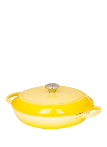 LE CREUSET Gourmet-Profitopf SIGNATURE , Farbe: CITRUS (Bild 1)