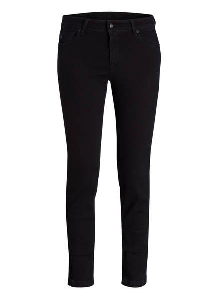 RAFFAELLO ROSSI Skinny Jeans VIC, Farbe: 999 SCHWARZ (Bild 1)