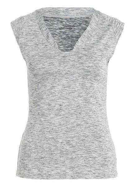 VENICE BEACH T-Shirt ELEAMEE, Farbe: GRAU MELIERT (Bild 1)