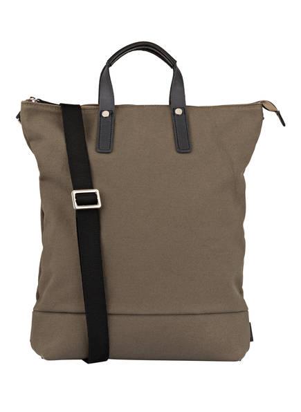 JOST Rucksack LUND X-Change S<br>       als Tasche tragbar