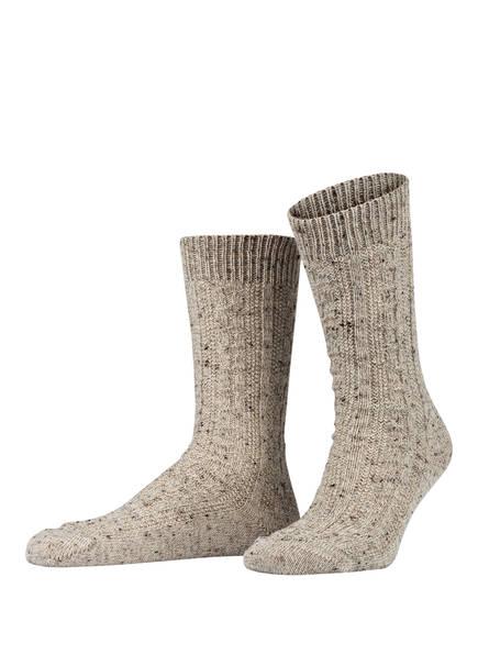 Wiesnkönig Socken , Farbe: BEIGE (Bild 1)