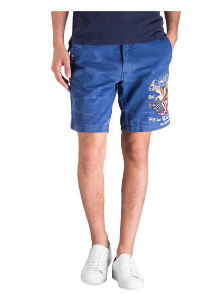 POLO RALPH LAUREN Shorts Straight-Fit