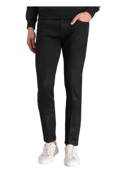 SCOTCH & SODA Coated-Jeans TYE Slim Carrot-Fit