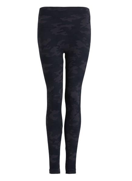 SPANX Shape-Leggings LOOK AT ME NOW, Farbe: SCHWARZ CAMOUFLAGE (Bild 1)