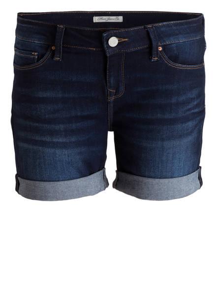 Mavi Jeans-Shorts Camilla blau