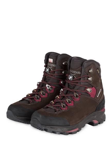 LOWA Outdoor-Schuhe AVENA II GTX®, Farbe: DUNKELBRAUN/ BEERE (Bild 1)