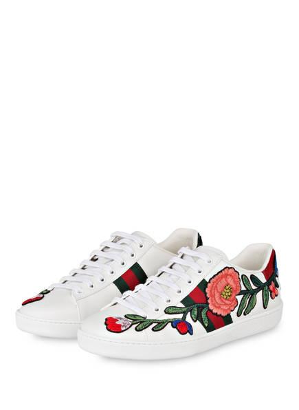 GUCCI Sneaker, Farbe: WEISS (Bild 1)