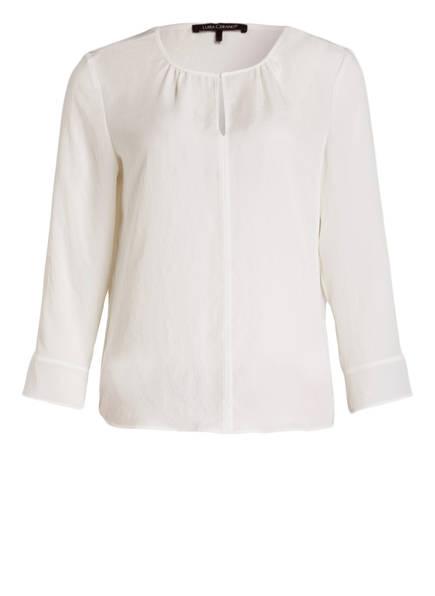 LUISA CERANO Bluse mit 3/4-Arm, Farbe: CREME (Bild 1)