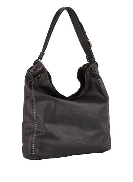 CAMPOMAGGI Hobo-Bag mit Nietenbesatz