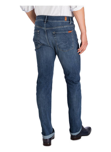 Fit For 7 Mid Slimmy Mankind Slim Jeans Used All Blue xqFRYwgF6