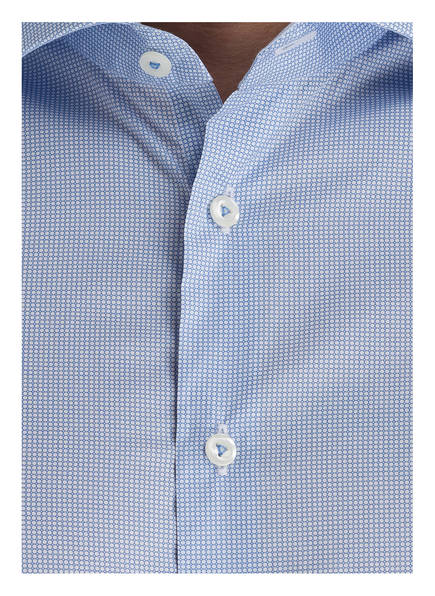 van Laack Hemd RIVARA Slim-Fit<br>          Minimal Print