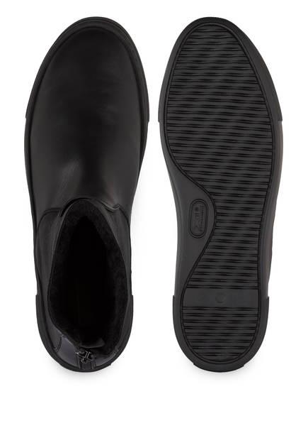 AGL ATTILIO GIUSTI LEOMBRUNI Hightop-Sneaker<br>           gef&uuml;ttert