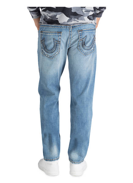 TRUE RELIGION Destroyed-Jeans GENO SUPER-T Relaxed Slim-Fit