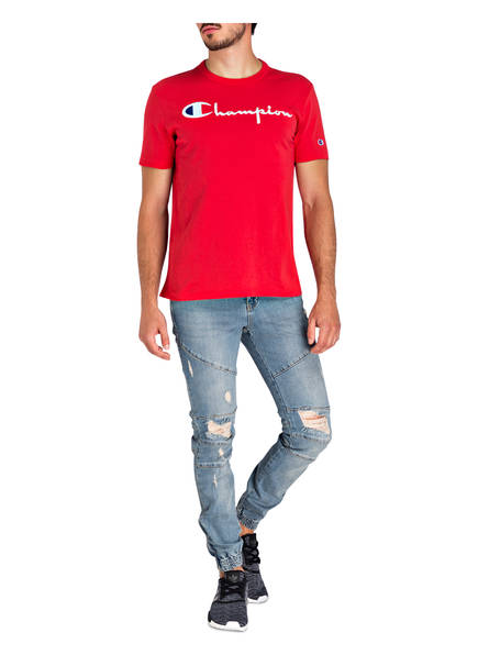COUTIÉ Cuffed-Jeans Slim-Fit