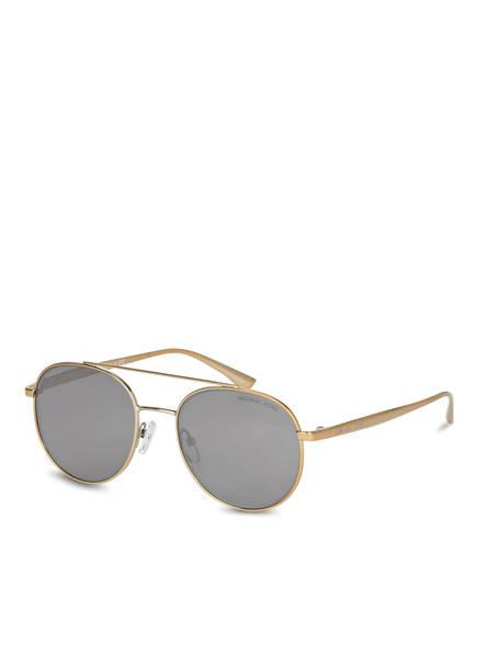 Michael Kors Sonnenbrille Mk1021, Uv400, golden