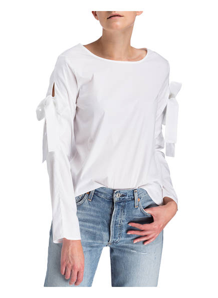 Mrs & HUGS Blusenshirt mit Cut-out