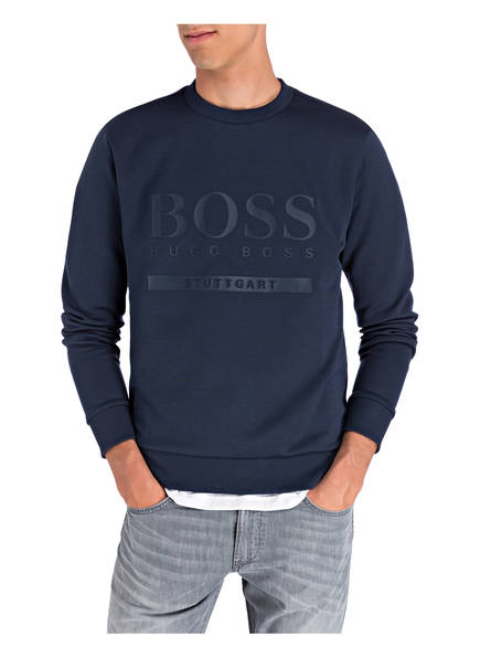 BOSS Green Sweatshirt SALBO CITY