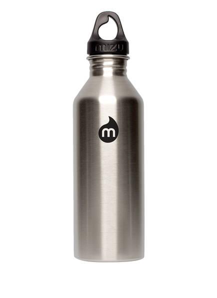 Mizu Trinkflasche M8, Farbe: SILBER (Bild 1)