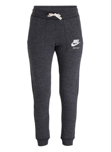 Nike Sweatpants GYM VINTAGE, Farbe: ANTHRAZIT MELIERT (Bild 1)